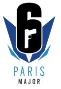 Logomarca do R6 Six Major