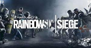Banner do game Rainbow six