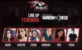 Revoltz team R6