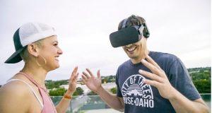 Mundo fitness aderindo à tecnologia VR