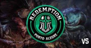 Logomarca da redemption games