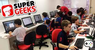 Sala de aula SuperGeeks