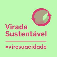 Logomarca da Virada Sustentável 2018