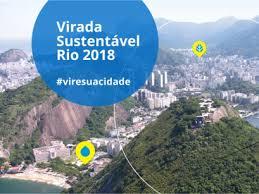 Banner da Virada Sustentável 2018 Rio