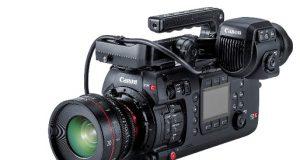 Câmera Canon EOS C700 FF