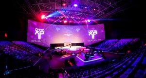 auditório da game xp