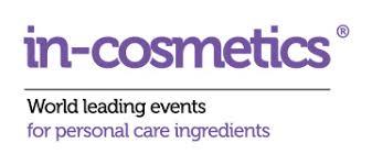 Logomarca da in-cosmetics  empresa