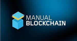 Banner do Manual do Blockchain promotor do MeetUp Blockchain
