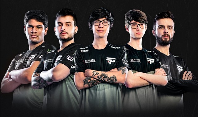 paiN Gaming novo elenco