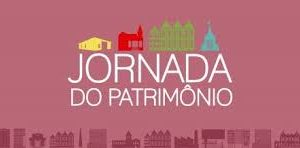 Banner da jornada do patrimônio