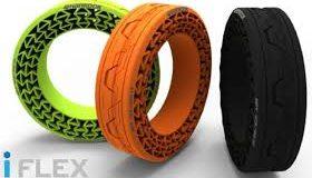 modelos de pneu coloridos