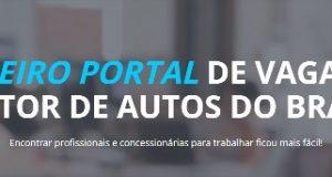 Banner do autoforce portal de vagas