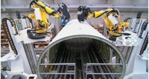 Robôs industriais com Loxin 2002 ganhou o vector de ouro 2018