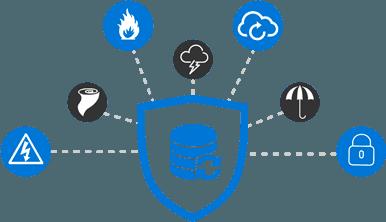 Representação dos arquivos protegidos Backup de Dados EaseUS