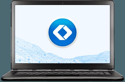 Notebook fazendo Backup dos Dados  EaseUS