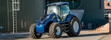 trator New Holland CNH