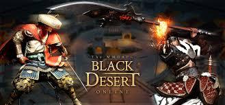 Banner do Black Desert Online