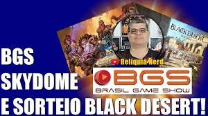 Banner BGS e Black Desert