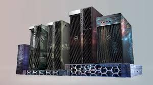 Dell precision com gabinetes