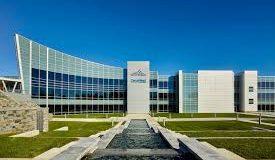 Edifício da Saint-Gobain programa de startups