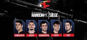 Equipe Faze Clan de Rainbow Six
