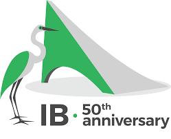 Banner comemorativo do IB 50 anos