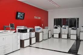Várias impressoras gestão de impressão