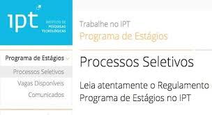 IPT seleção de MBA
