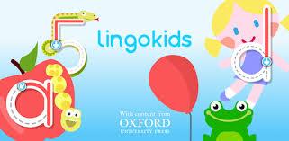 Lingokids parceria com a Oxford