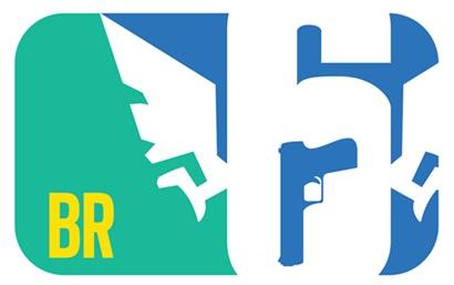 Logomarca Rainbow six