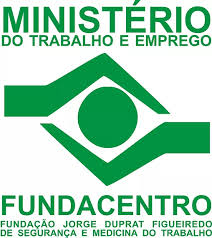 Banner MTPS e Fundacentro