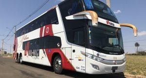 O Primeiro onibus ADAS da Scania