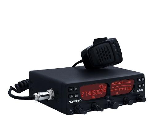 Um rádio amador rádios PX