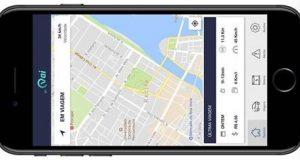 Smartphone com a tecnologia VAI