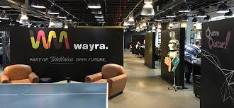 Evento de aceleração da Wayra