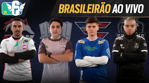 Equipes do Brasileirão de Raimbow six