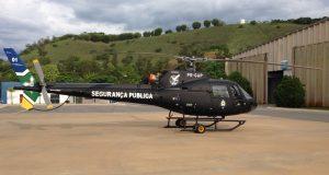Helicóptero da Helibras