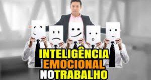 Homem e máscaras Inteligência emocional no trabalho
