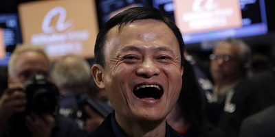 Jack Ma dono da Alibaba