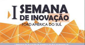 Banner da semana de inovação Ford