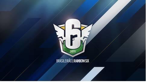 Banner do brasileirão de Rainbow Six