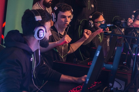BootKamp Gaming equipe de Rainbow Six