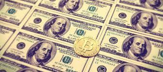 Dólar e criptomoedas