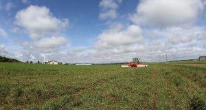 Fazenda a ser visitada pela Famato