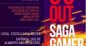 Banner do Gamer day Recife