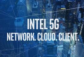 Banner da Intel 5G