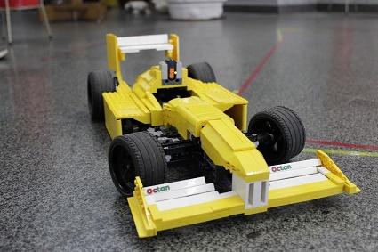 Carrinho Fórmula 1