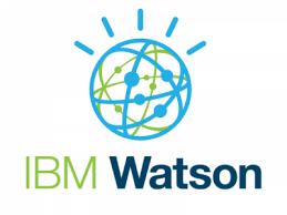 Logomarca do IBM Watson IA