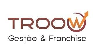 Logomarca da Trow franquia