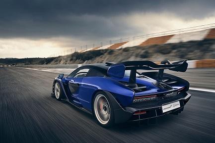 Carro McLaren